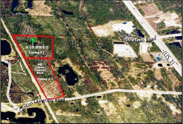 483 Clinton Cemetery Road, Edgewater, FL 32141 (MLS #V4910356) :: The Duncan Duo Team