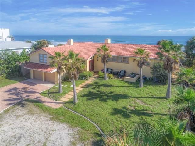 2843 S Atlantic Avenue, Daytona Beach Shores, FL 32118 (MLS #V4910385) :: Florida Life Real Estate Group