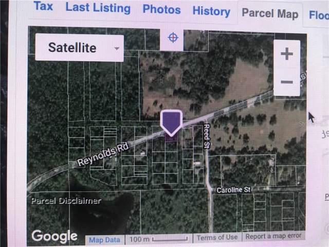 No Name Parcel 05163011390340, De Leon Springs, FL 32130 (MLS #V4910401) :: 54 Realty
