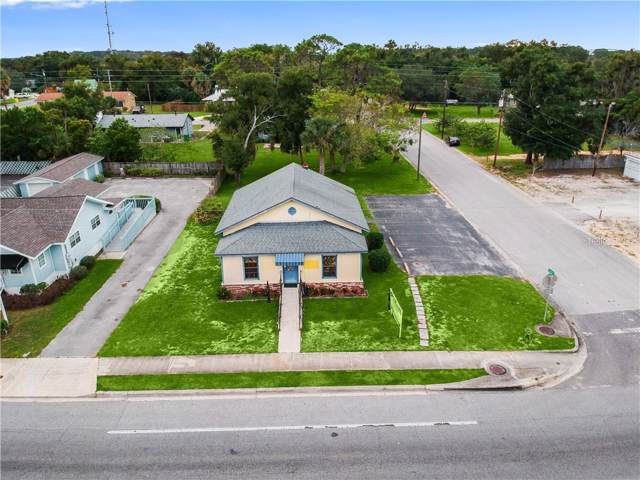 1106 S Bay Street, Eustis, FL 32726 (MLS #V4910606) :: KELLER WILLIAMS ELITE PARTNERS IV REALTY