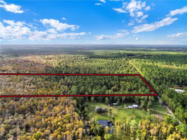 Old Train Rd, Deltona, FL 32738 (MLS #V4910640) :: Griffin Group