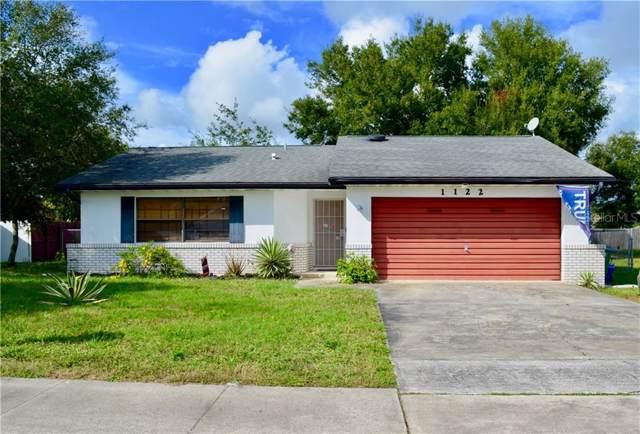 1122 Providence Boulevard, Deltona, FL 32725 (MLS #V4910654) :: Premium Properties Real Estate Services