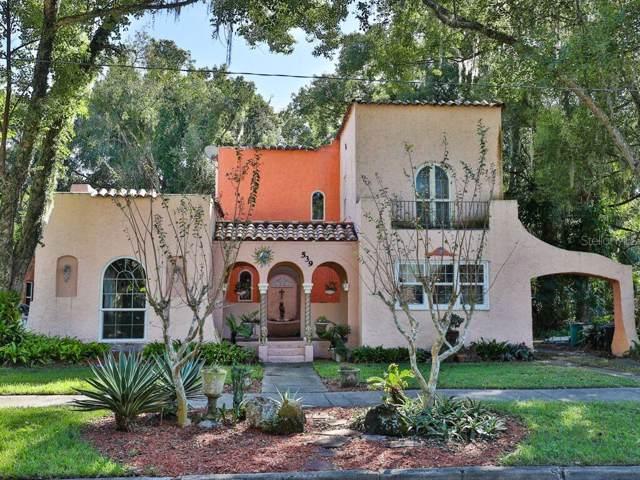 539 Valencia Street, Sanford, FL 32771 (MLS #V4910751) :: Mark and Joni Coulter   Better Homes and Gardens