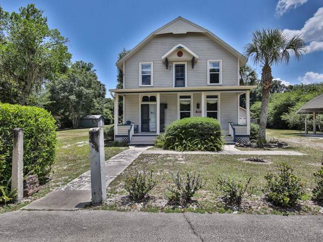 334 E Graves Avenue, Orange City, FL 32763 (MLS #V4910753) :: Griffin Group
