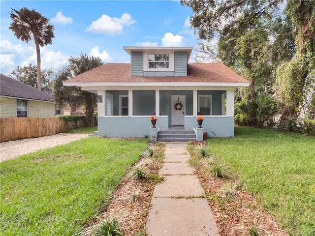 380 S Euclid Avenue, Lake Helen, FL 32744 (MLS #V4910863) :: Team Bohannon Keller Williams, Tampa Properties