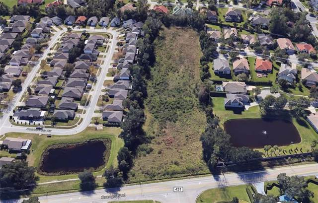 Orange Boulevard, Sanford, FL 32771 (MLS #V4910867) :: The Light Team
