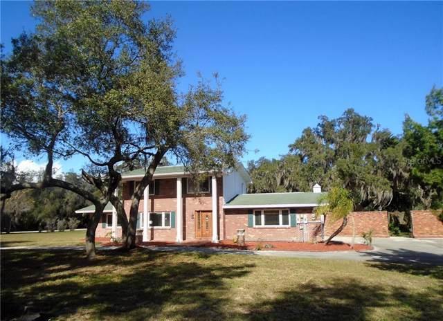 2905 Turnbull Bay Road, New Smyrna Beach, FL 32168 (MLS #V4910926) :: Florida Real Estate Sellers at Keller Williams Realty