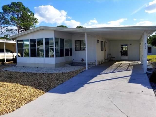 255 Kelou Court, Leesburg, FL 34788 (MLS #V4910950) :: Team Bohannon Keller Williams, Tampa Properties