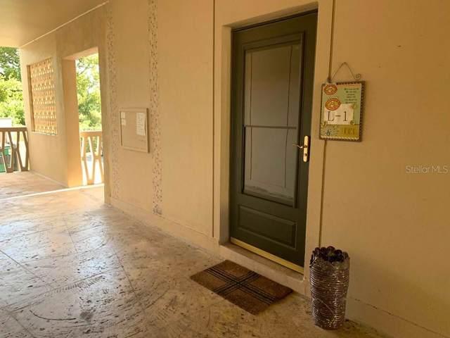 700 Melrose Avenue L-1, Winter Park, FL 32789 (MLS #V4910960) :: Florida Real Estate Sellers at Keller Williams Realty