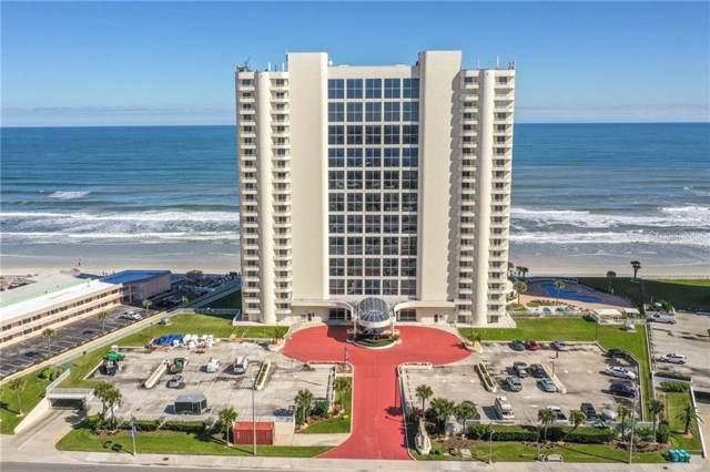 2545 S Atlantic Avenue #1707, Daytona Beach Shores, FL 32118 (MLS #V4911204) :: Florida Life Real Estate Group