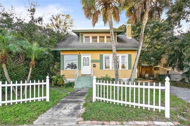 5104 S Ridgewood Avenue, Port Orange, FL 32127 (MLS #V4911332) :: Florida Life Real Estate Group