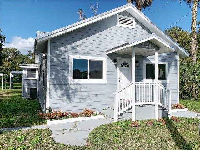 148 W 2ND Avenue, Pierson, FL 32180 (MLS #V4911525) :: Team Borham at Keller Williams Realty