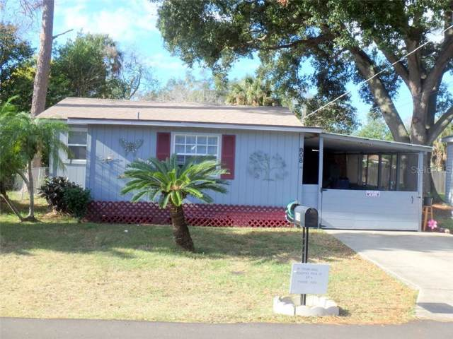 808 May Avenue, Holly Hill, FL 32117 (MLS #V4911531) :: Florida Life Real Estate Group