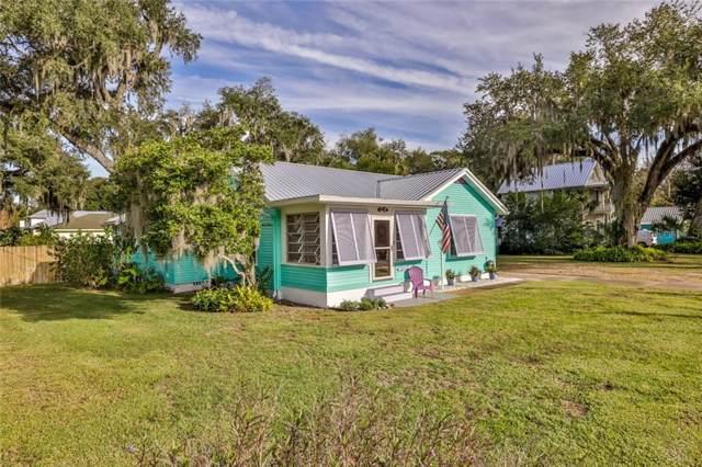513 Ball Street, New Smyrna Beach, FL 32168 (MLS #V4911557) :: Florida Real Estate Sellers at Keller Williams Realty