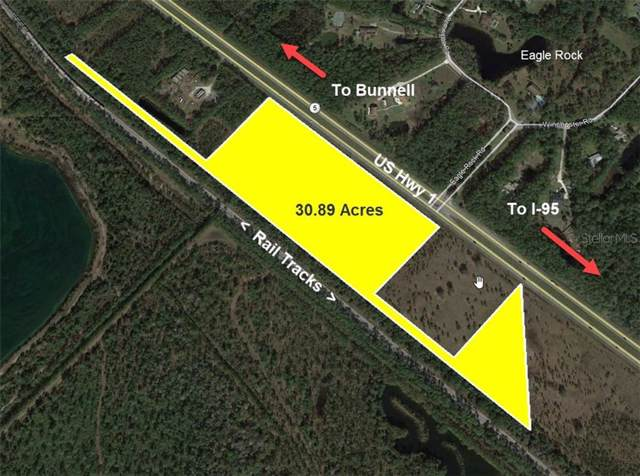 Us Hwy 1 (30.89 AC), Bunnell, FL 32110 (MLS #V4911639) :: RE/MAX Local Expert