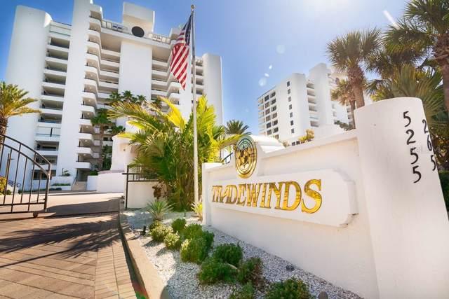 5255 S Atlantic Avenue #1402, New Smyrna Beach, FL 32169 (MLS #V4911669) :: The Figueroa Team