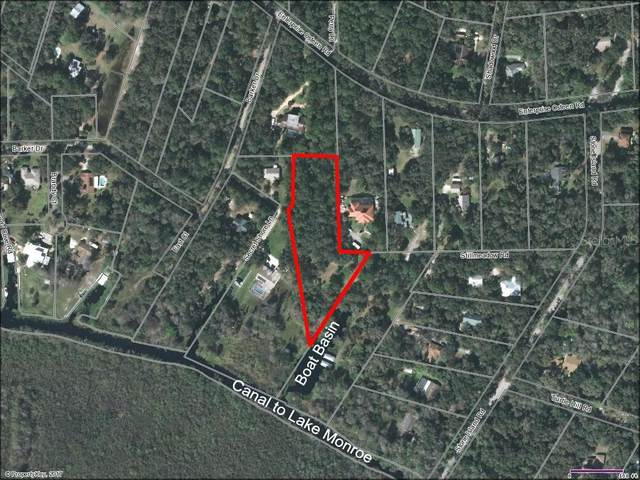 Secret Shore Lane, Deltona, FL 32725 (MLS #V4911868) :: Premium Properties Real Estate Services