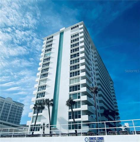 2800 N Atlantic Avenue #108, Daytona Beach, FL 32118 (MLS #V4911912) :: Globalwide Realty