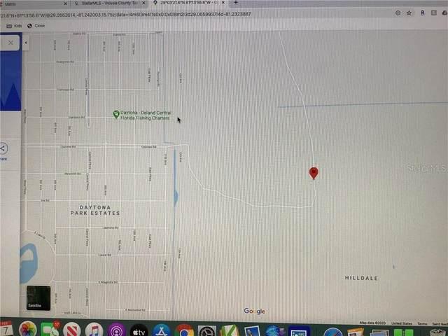 No Name Street Parcel No 06 17 31 01 03 0130, Deland, FL 32724 (MLS #V4911989) :: Young Real Estate