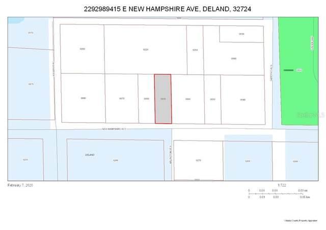 415 E New Hampshire Avenue, Deland, FL 32724 (MLS #V4911999) :: Florida Life Real Estate Group
