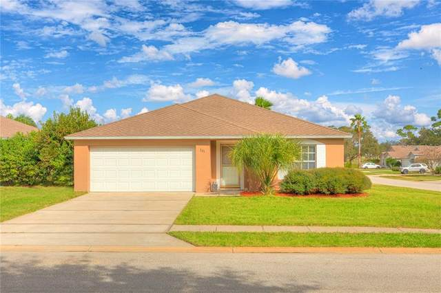 201 Two Oaks Drive, Edgewater, FL 32141 (MLS #V4912141) :: The Dora Campbell Team