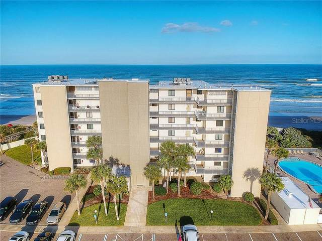5301 S Atlantic Avenue #410, New Smyrna Beach, FL 32169 (MLS #V4912251) :: The Light Team