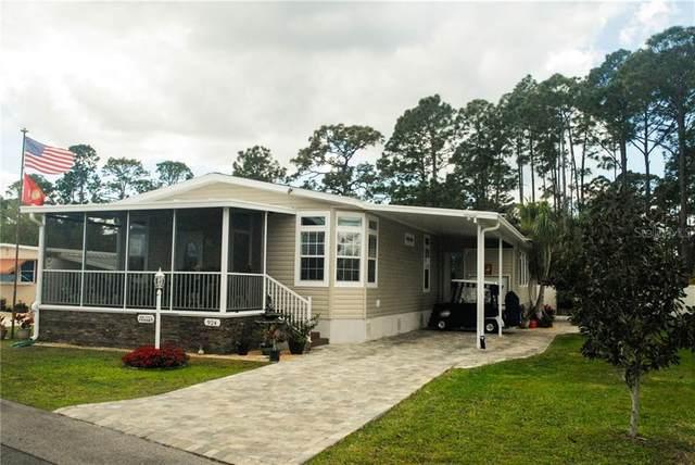 924 Blue Heron Boulevard, Osteen, FL 32764 (MLS #V4912279) :: The Duncan Duo Team