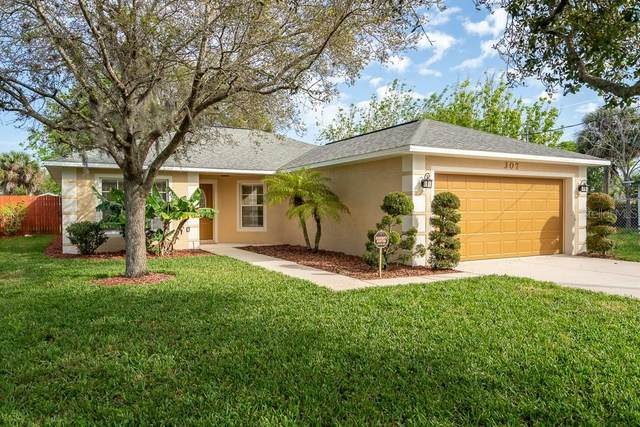 307 Wellman Street, Port Orange, FL 32127 (MLS #V4912525) :: Armel Real Estate
