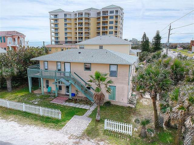 4001 S Atlantic Avenue, New Smyrna Beach, FL 32169 (MLS #V4912602) :: The Duncan Duo Team