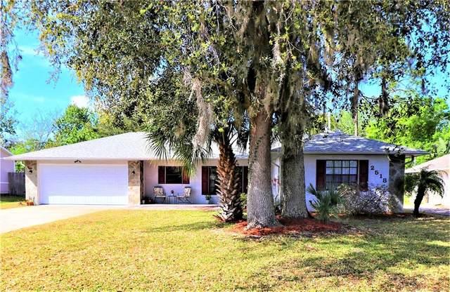 2518 Tamarind Drive, Edgewater, FL 32141 (MLS #V4912687) :: Florida Life Real Estate Group