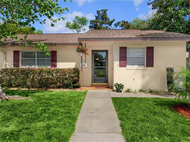 34 Villa Villar Court #340, Deland, FL 32724 (MLS #V4912833) :: Godwin Realty Group