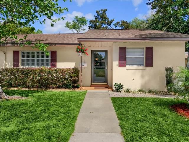 34 Villa Villar Court #340, Deland, FL 32724 (MLS #V4912833) :: The Figueroa Team