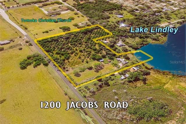 1200 Jacobs Road, Deland, FL 32724 (MLS #V4912840) :: Griffin Group