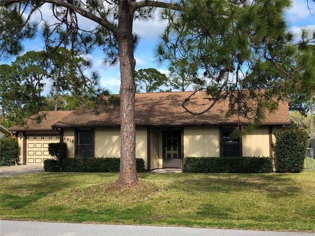 2815 Queen Palm Drive, Edgewater, FL 32141 (MLS #V4912908) :: Florida Life Real Estate Group