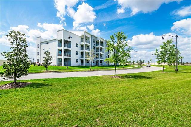 4721 Clock Tower Drive #305, Kissimmee, FL 34746 (MLS #V4912931) :: Premium Properties Real Estate Services