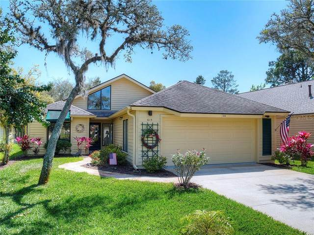 615 Saint Andrews Circle, New Smyrna Beach, FL 32168 (MLS #V4912955) :: Premier Home Experts