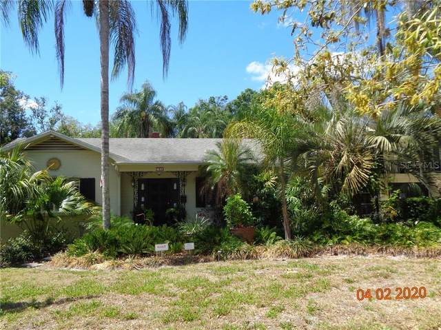 734 N Tuxedo Avenue N, Deland, FL 32724 (MLS #V4913023) :: The Figueroa Team