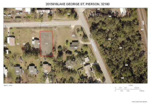 Lake George Street, Pierson, FL 32180 (MLS #V4913027) :: KELLER WILLIAMS ELITE PARTNERS IV REALTY