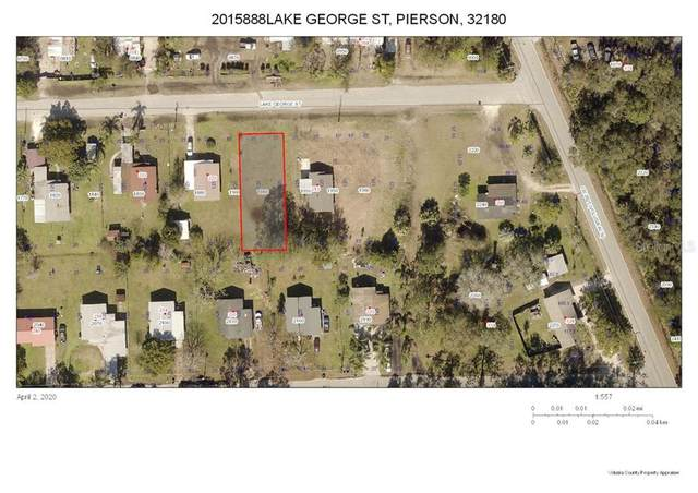 Lake George Street, Pierson, FL 32180 (MLS #V4913028) :: Baird Realty Group