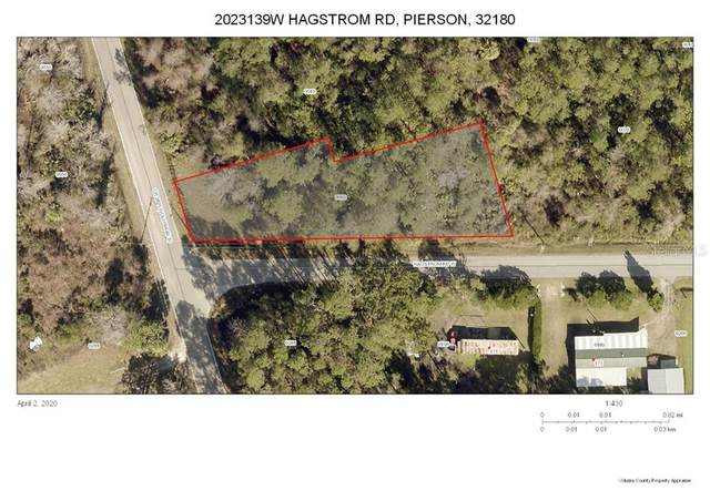 W Hagstrom Road, Pierson, FL 32180 (MLS #V4913038) :: Rabell Realty Group