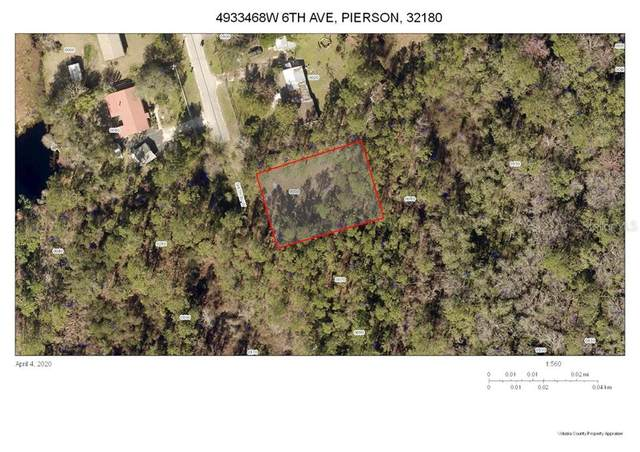 W 6TH Avenue, Pierson, FL 32180 (MLS #V4913051) :: Rabell Realty Group