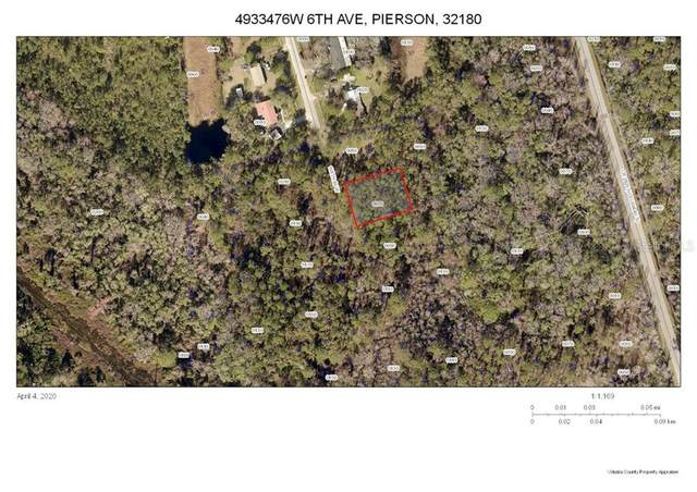 W 6TH Avenue, Pierson, FL 32180 (MLS #V4913052) :: Team Borham at Keller Williams Realty
