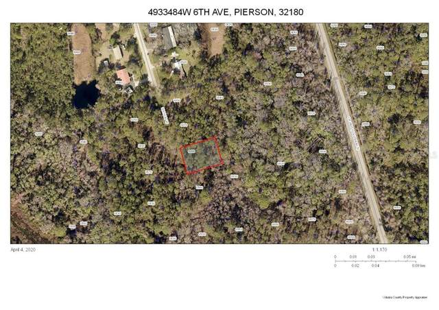 W 6TH Avenue, Pierson, FL 32180 (MLS #V4913053) :: Team Borham at Keller Williams Realty