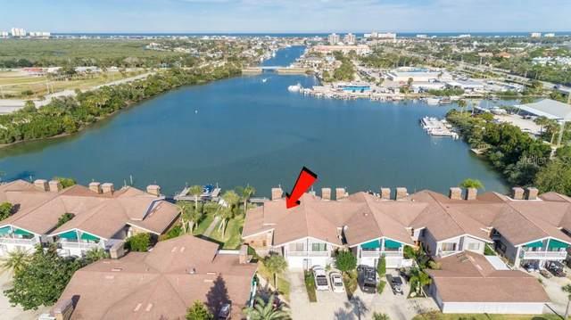 117 Lagoon Court, New Smyrna Beach, FL 32169 (MLS #V4913072) :: Team Bohannon Keller Williams, Tampa Properties