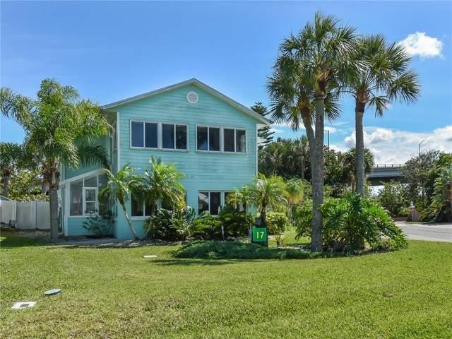 17 Richmond Drive, New Smyrna Beach, FL 32169 (MLS #V4913113) :: Rabell Realty Group