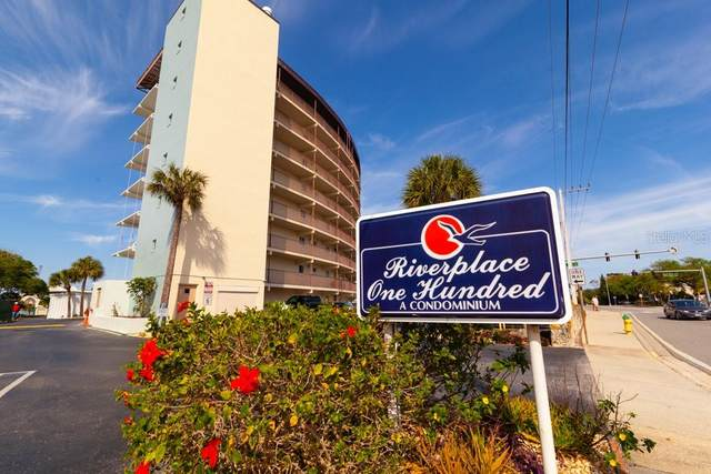 100 Silver Beach Avenue Unit 122, Daytona Beach, FL 32118 (MLS #V4913117) :: Heckler Realty
