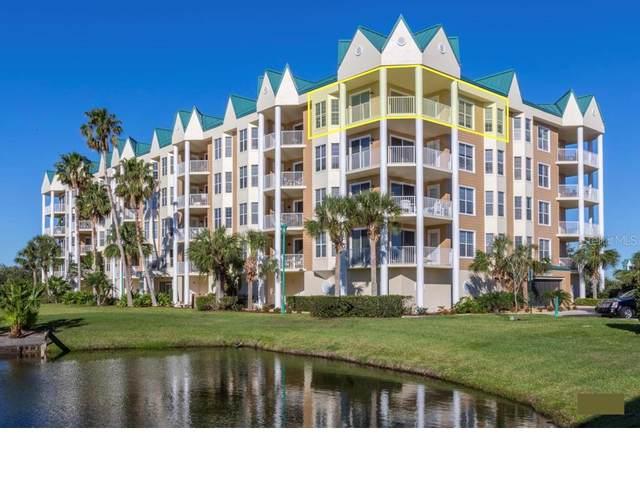 4620 Riverwalk Village Court #7508, Ponce Inlet, FL 32127 (MLS #V4913146) :: GO Realty