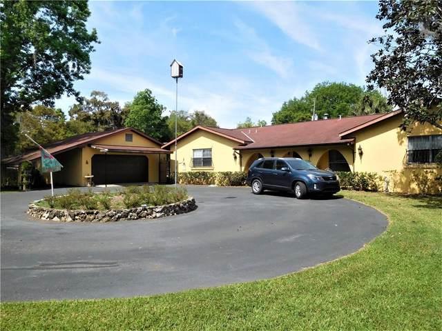 2141 W County Road 44, Eustis, FL 32726 (MLS #V4913176) :: Young Real Estate
