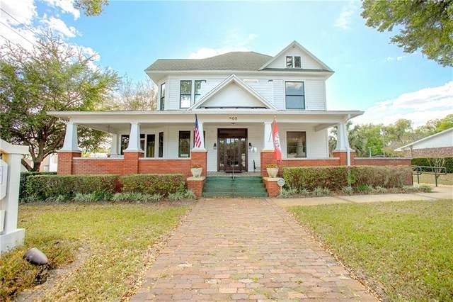 302 W New York Avenue, Deland, FL 32720 (MLS #V4913237) :: Florida Life Real Estate Group