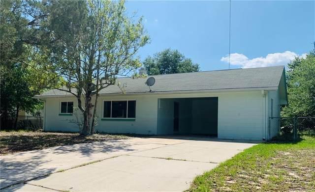805 Second Street, Orange City, FL 32763 (MLS #V4913260) :: Griffin Group